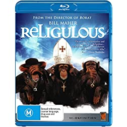 Religulous [Blu-ray]