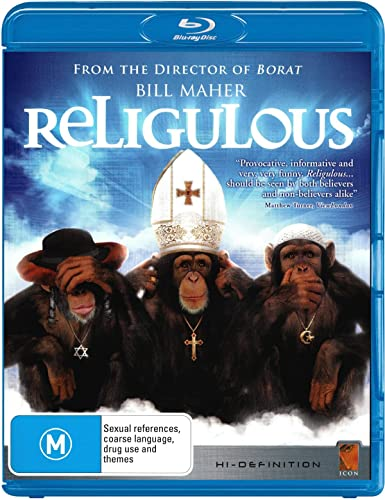 Religulous [Blu-ray]
