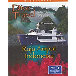 Raja Ampat Indonesia [Blu-ray]