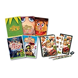 Muppet Five Pack with Tin (Amazon.com Exclusive)