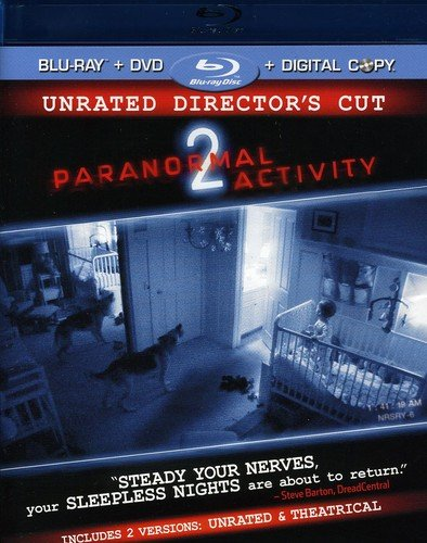 Paranormal Activity 2 (Unrated Director's Cut) (Blu-ray/DVD Combo + Digital Copy)