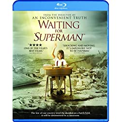 Waiting for &quot;Superman&quot; [Blu-ray]