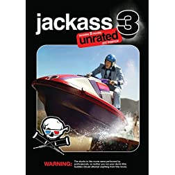 Jackass 3 (Two-Disc Edition w/ 3D)