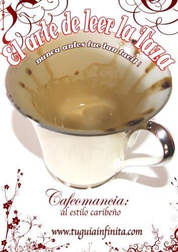Cafeomancia: El arte de leer la taza.