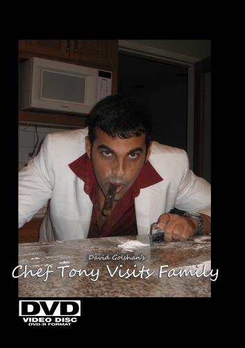 Chef Tony Visits Family