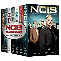 NCIS: Seasons One-Seven