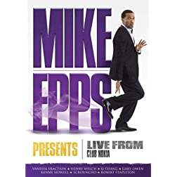 Mike Epps Presents: Live From the Club Nokia