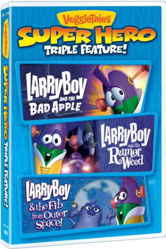 Veggie Tales: Super Hero Triple Feature