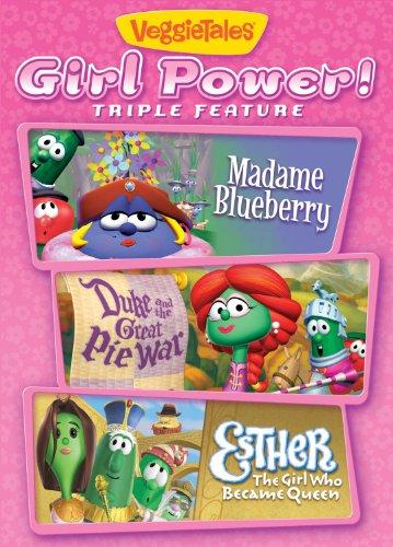 Veggie Tales: Girl Power Triple Feature