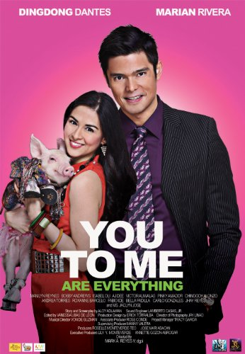 You To Me Are Everything - Philippines Filipino Tagalog DVD Movie