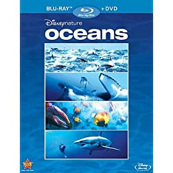 Disneynature: Oceans (Blu-ray/DVD Combo)