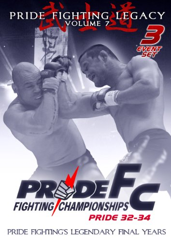 Pride FC: Fighting Legacy 7 (3pc)