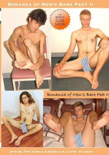Bonanza of Men's Bare Feet II