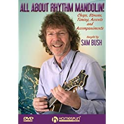 All About Rhythm Mandolin!