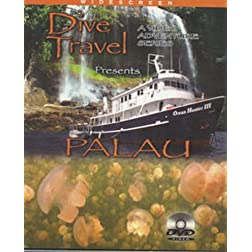Dive Travel Palau [Blu-ray]