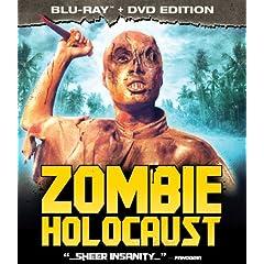 Zombie Holocaust [Blu-ray]