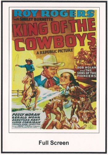 King of Cowboys 1943
