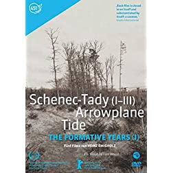 The Formative Years (I): Schenec-Tady (I-III), Arrowplane, Tide