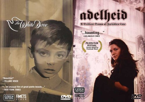 The Haunting Cinema of Frantisek Vlacil: Adelheid / The White Dove