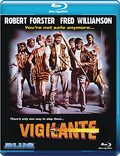 Vigilante [Blu-ray]