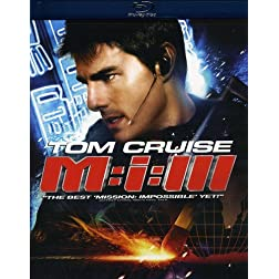 Mission Impossible Three [Blu-ray]