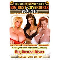 The Best Of Napali Video's Big Bust Covergirls, Vol. 5: Big Busted Divas