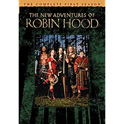 The New Adventures Of Robin Hood (S1)  (4 Disc)