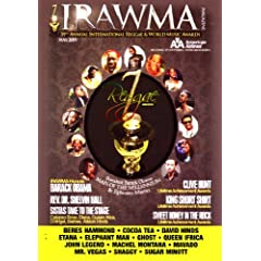 Irawma: 28th Annual International Reggae & World Music Awards