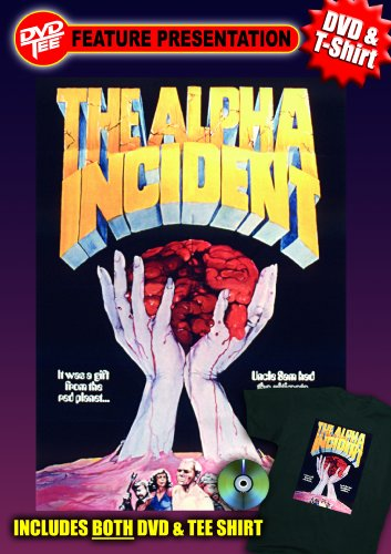 Alpha Incident DVDTee (Large)