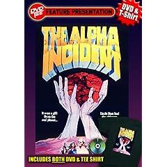 Alpha Incident DVDTee (XL)