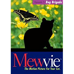 Mewvie, The Motion Picture For Your Cat: Episode 3 Bug Brigade
