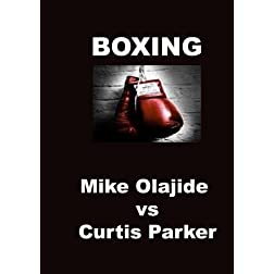 Olajide vs Parker - Boxing