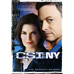 CSI: NY - The Seventh Season