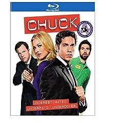 Chuck: The Complete Fourth Season [Blu-ray]