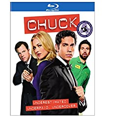 Chuck: The Complete Fourth Season [Blu-ray]