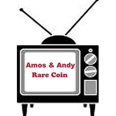 Amos & Andy - Rare Coin