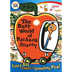 The Busy World of Richard Scarry: Every Day There's Something New