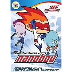 Nanoboy: Adventures of the World's Smallest Superhero!