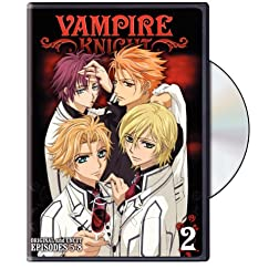 Vampire Knight 2