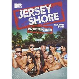 Jersey Shore: Season Two (Uncensored)
