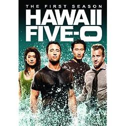 Hawaii Five-0: The First Season
