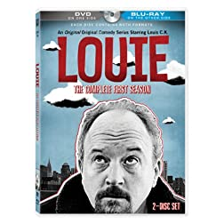 Louie: Season One (DVD/Blu-ray Combo in DVD Packaging)