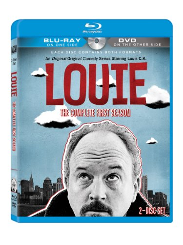 Louie: Season One (DVD/Blu-ray Combo in Blu-ray Packaging)