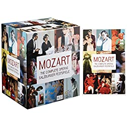 Mozart: Complete Operas Box
