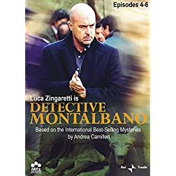 Detective Montalbano: Episodes 4-6