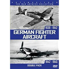 German Fighter Aircraft (2 Disc)