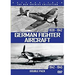 German Fighter Aircraft (2 Disc)