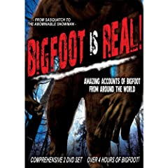 Bigfoot Is Real: From Sasquatch to the Adominable Snowman (2 Discs)