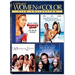 Celebrated Woman Of Color Film Collection Vol 2