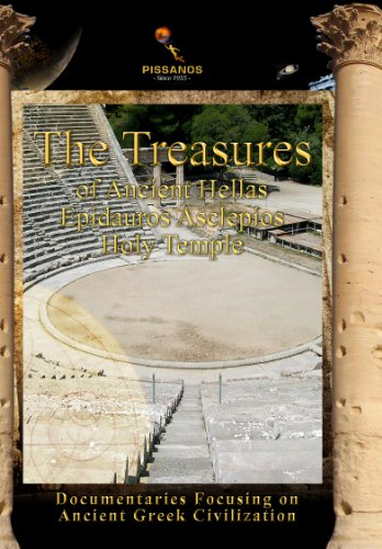 The Treasures of Ancient Hellas Epidauros Asclepios Holy Temple